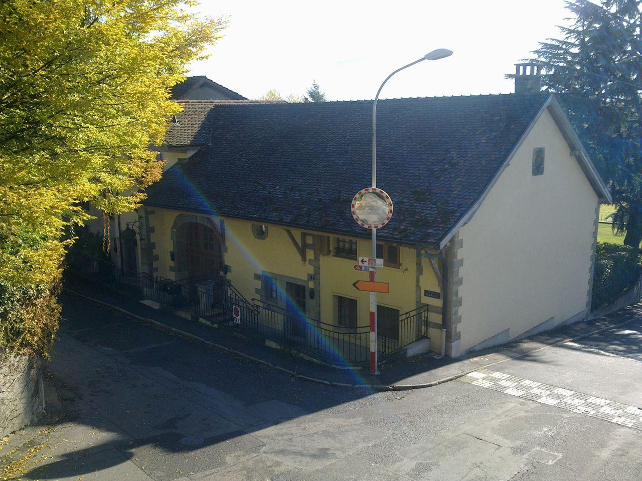 villa confignon 1
