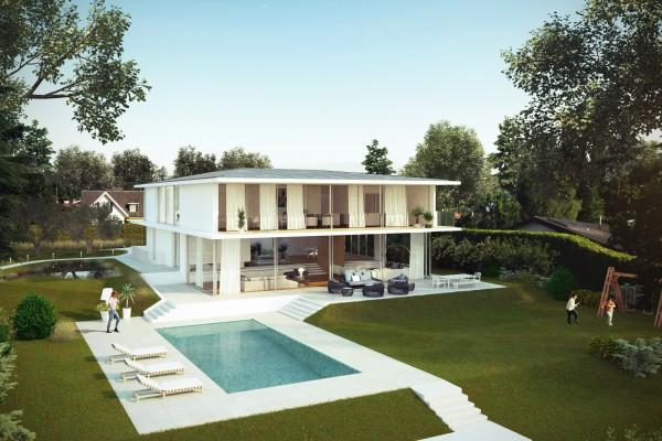 Villa à Corsier