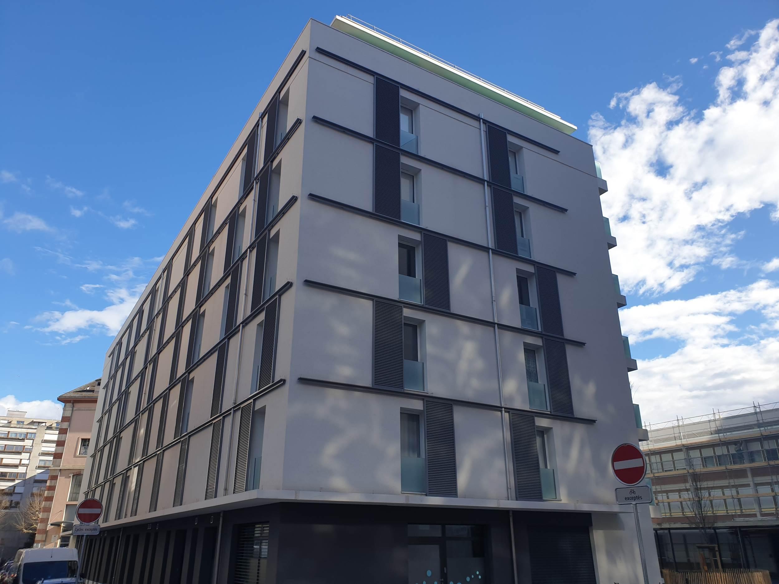 Bureau dec Saint clotilde Genève 3